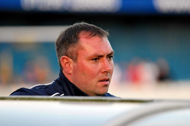 Basingstoke Town manager Jason Bristow's weekly column
